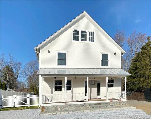 6 Chestnut Street, Darien, CT 06820 (MLS #170358525) :: Around Town Real Estate Team