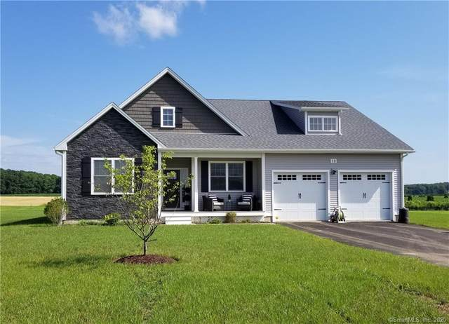 309 East Road #19, East Windsor, CT 06016 (MLS #170358538) :: Around Town Real Estate Team