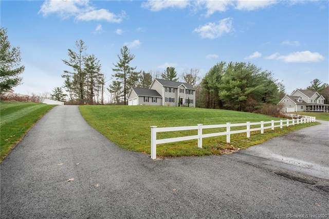 6 Fairway Drive, Thompson, CT 06255 (MLS #170358570) :: Anytime Realty