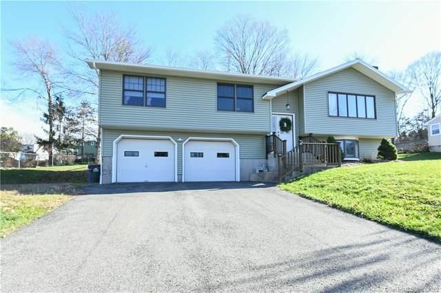 25 Stevenson Road, Meriden, CT 06451 (MLS #170358619) :: Tim Dent Real Estate Group