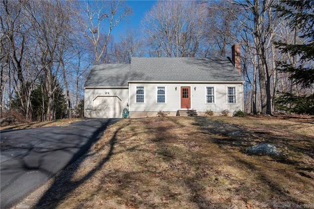 23 Country Village Lane, Clinton, CT 06413 (MLS #170358644) :: Sunset Creek Realty