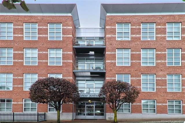 10 Ann Street #302, Norwalk, CT 06854 (MLS #170358680) :: Around Town Real Estate Team