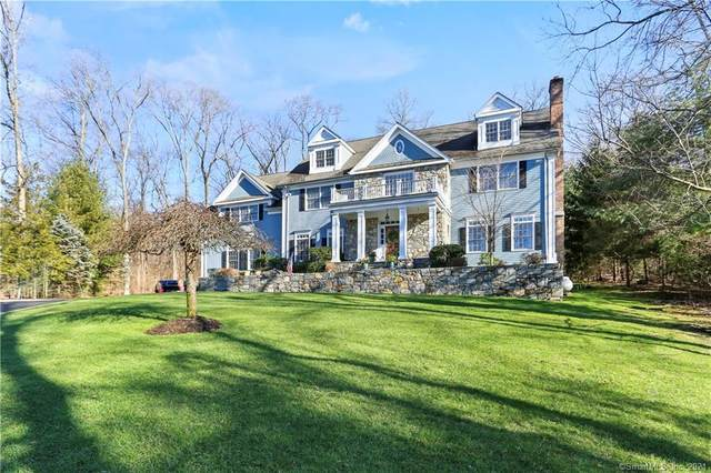 57 Brookhollow Lane, Stamford, CT 06902 (MLS #170358746) :: Around Town Real Estate Team