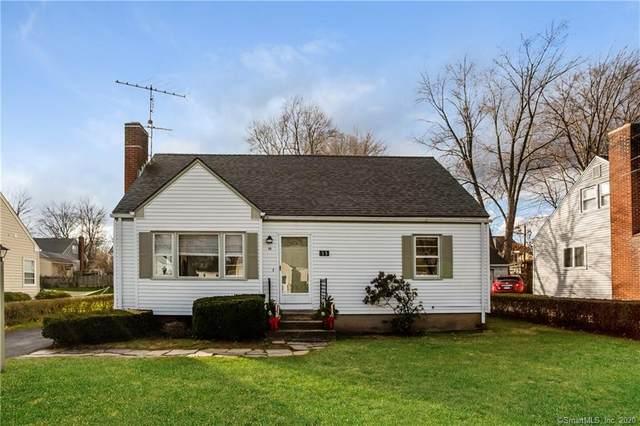 15 Brian Road, West Hartford, CT 06110 (MLS #170358799) :: Around Town Real Estate Team