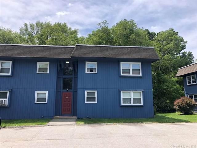 55 Virginia Avenue B, Groton, CT 06340 (MLS #170358936) :: Around Town Real Estate Team