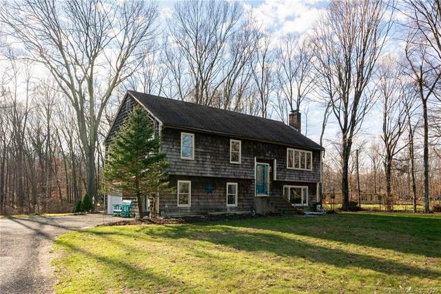 672 Chestnut Tree Hill Road, Southbury, CT 06488 (MLS #170359008) :: The Higgins Group - The CT Home Finder
