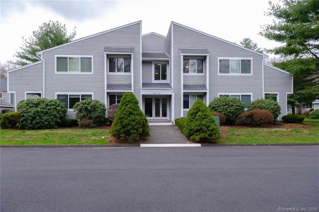 103 Hilltop Drive #103, Simsbury, CT 06089 (MLS #170359033) :: Around Town Real Estate Team