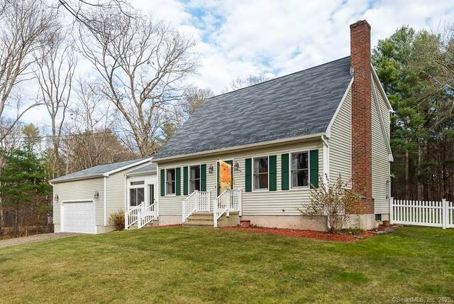 133 Brainard Road, Colchester, CT 06415 (MLS #170359043) :: Anytime Realty