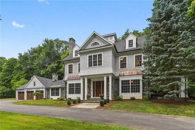 17 Twin Ridge Road, Ridgefield, CT 06877 (MLS #170359126) :: Galatas Real Estate Group
