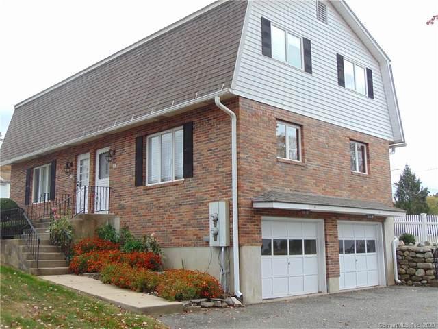 1385 Highland Avenue 6B, Waterbury, CT 06708 (MLS #170359136) :: Coldwell Banker Premiere Realtors