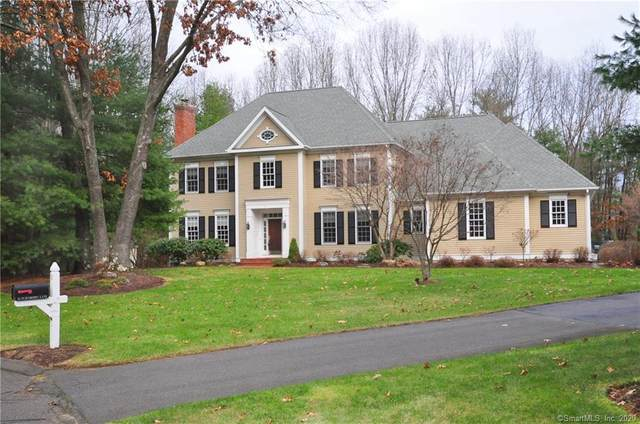 12 Turnberry Lane, Avon, CT 06001 (MLS #170359209) :: Carbutti & Co Realtors