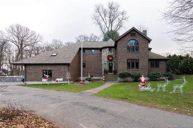 555 Davis Street, Watertown, CT 06779 (MLS #170359241) :: Around Town Real Estate Team