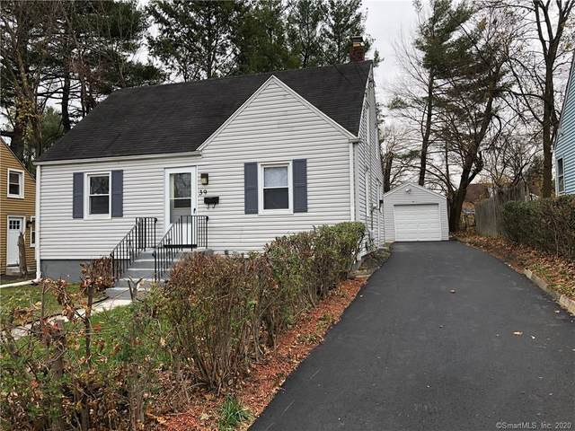39 Woodstock Street, Hartford, CT 06112 (MLS #170359244) :: Around Town Real Estate Team
