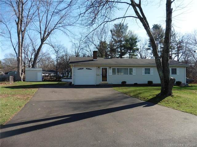 100 Hunter Lane, Enfield, CT 06082 (MLS #170359297) :: Around Town Real Estate Team