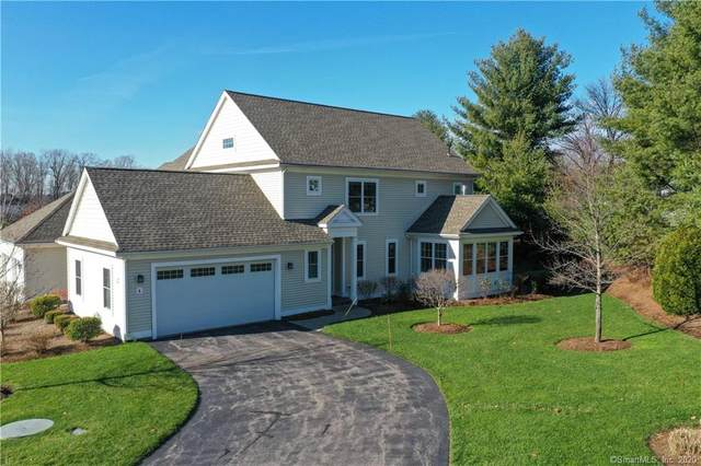 1 Tryon Farm Road #1, Glastonbury, CT 06073 (MLS #170359343) :: Mark Boyland Real Estate Team