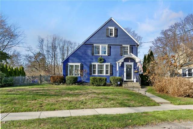 78 Rockland Road, Fairfield, CT 06825 (MLS #170359425) :: Around Town Real Estate Team