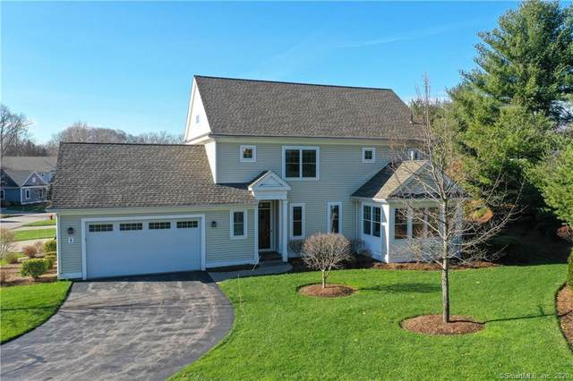 1 Tryon Farm Road #1, Glastonbury, CT 06073 (MLS #170359529) :: Mark Boyland Real Estate Team