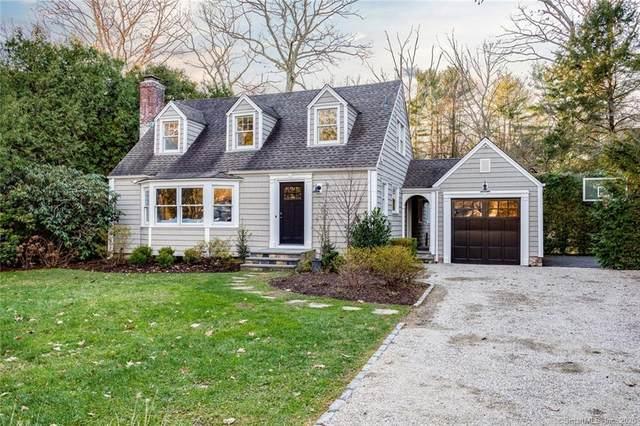 25 Woods Grove Road, Westport, CT 06880 (MLS #170359532) :: Around Town Real Estate Team
