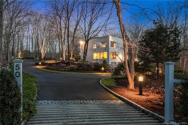 50 Marvin Ridge Place, Wilton, CT 06897 (MLS #170359614) :: Galatas Real Estate Group