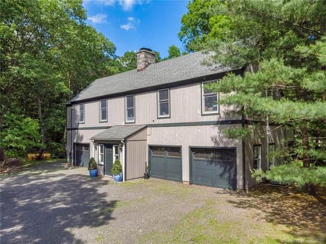 63 Wydendown Road, New Canaan, CT 06840 (MLS #170359702) :: Tim Dent Real Estate Group