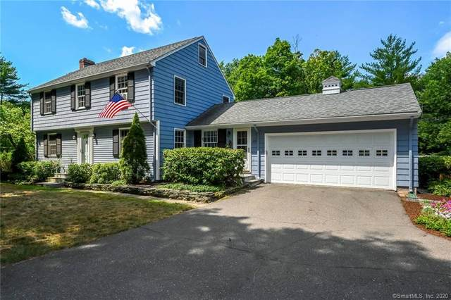 239 W Mountain Road, Simsbury, CT 06092 (MLS #170359731) :: Around Town Real Estate Team