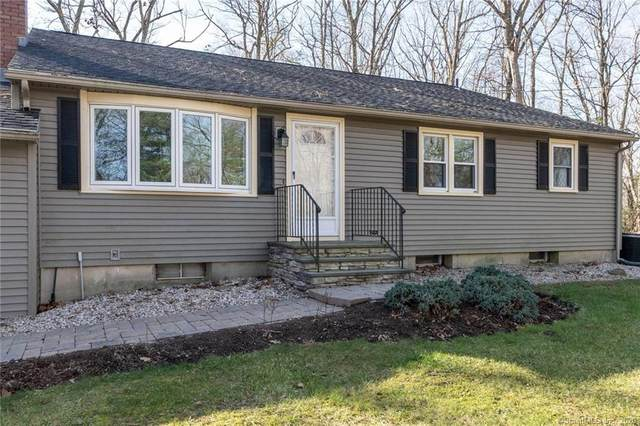 16 Top View Drive, Simsbury, CT 06089 (MLS #170359748) :: Tim Dent Real Estate Group