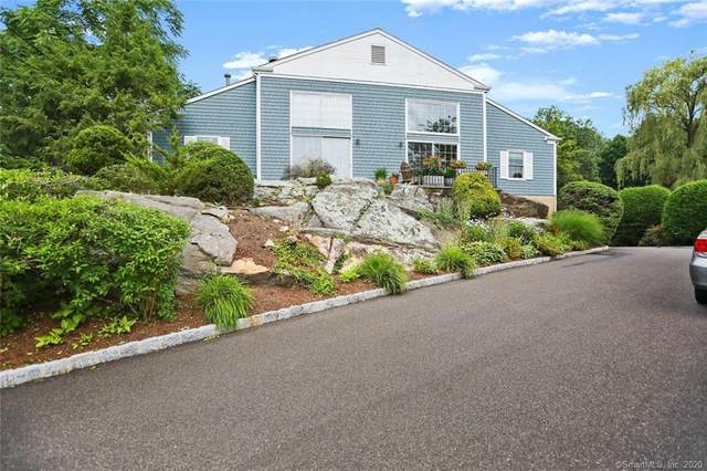 98 Valley Road #2, Greenwich, CT 06807 (MLS #170359797) :: Mark Boyland Real Estate Team