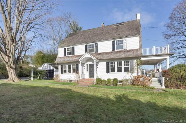 341 Shore Road, Greenwich, CT 06830 (MLS #170359849) :: Around Town Real Estate Team