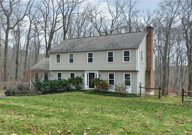 35 Acorn Place, Ridgefield, CT 06877 (MLS #170359872) :: Around Town Real Estate Team