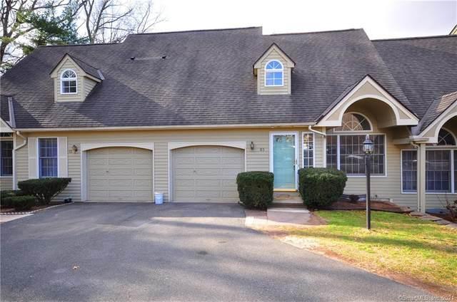 83 Fox Hollow Drive #83, Windsor Locks, CT 06096 (MLS #170360033) :: Around Town Real Estate Team