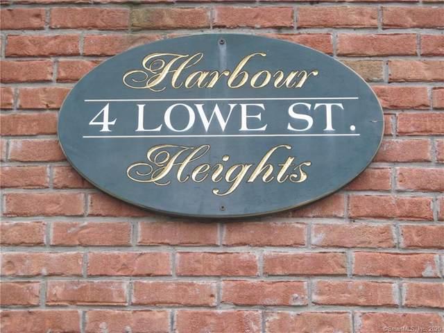 4 Lowe Street #301, Norwalk, CT 06854 (MLS #170360096) :: Around Town Real Estate Team