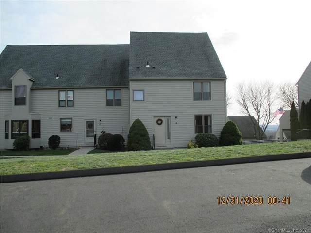 4 Hallmark Hill Drive #4, Wallingford, CT 06492 (MLS #170360114) :: Team Phoenix