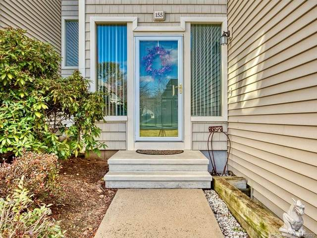 155 Turtle Bay Drive #155, Branford, CT 06405 (MLS #170360161) :: Carbutti & Co Realtors