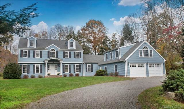 270 Peaceable Street, Ridgefield, CT 06877 (MLS #170360203) :: Around Town Real Estate Team