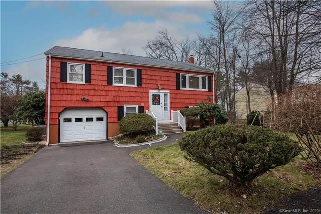 12 Kellee Drive, Norwalk, CT 06854 (MLS #170360214) :: Around Town Real Estate Team