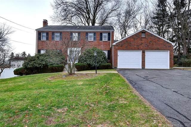 110 Westwood Drive, Wethersfield, CT 06109 (MLS #170360218) :: Around Town Real Estate Team