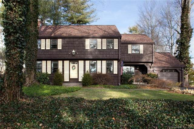 46 Hyde Road, West Hartford, CT 06117 (MLS #170360304) :: Around Town Real Estate Team