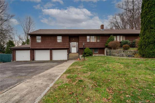 3 Fowler Terrace, Milford, CT 06460 (MLS #170360348) :: Around Town Real Estate Team