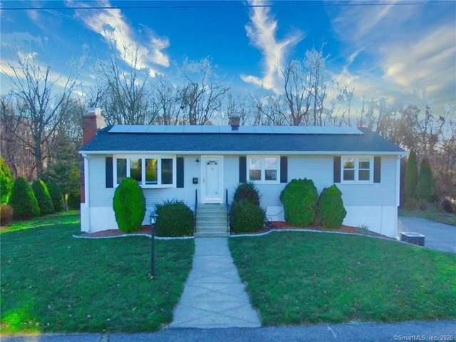 15 Farrel Drive, Ansonia, CT 06401 (MLS #170360372) :: Around Town Real Estate Team