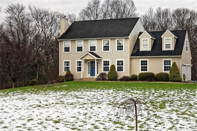 29 Jonathan Lane, Mansfield, CT 06268 (MLS #170360411) :: Around Town Real Estate Team
