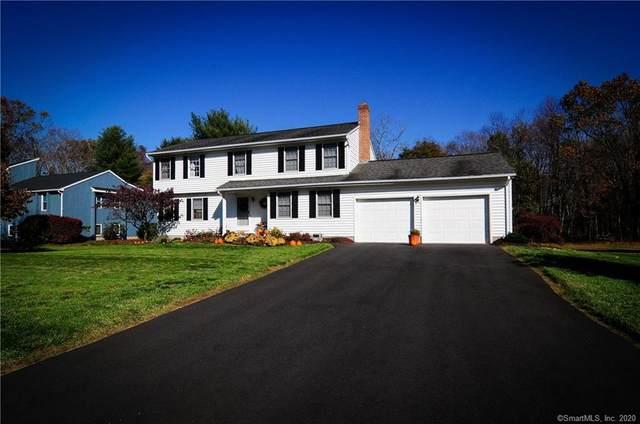 86 Lancaster Drive, Windsor, CT 06095 (MLS #170360432) :: Around Town Real Estate Team
