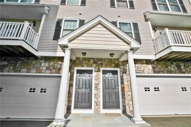 59 Liberty Street #42, Stamford, CT 06902 (MLS #170360472) :: Around Town Real Estate Team