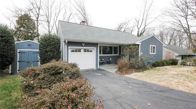 109 Brook Run Lane, Stamford, CT 06905 (MLS #170360713) :: Around Town Real Estate Team