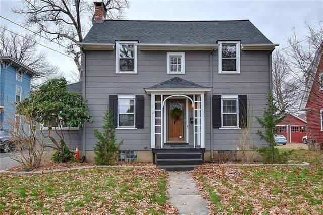 227 Garden Street, Wethersfield, CT 06109 (MLS #170360715) :: Around Town Real Estate Team