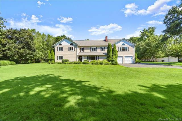 445 Roxbury Road, Stamford, CT 06902 (MLS #170360743) :: Around Town Real Estate Team