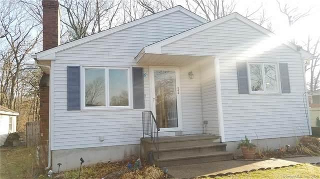 24A Grant Avenue, Plainville, CT 06062 (MLS #170360749) :: Coldwell Banker Premiere Realtors