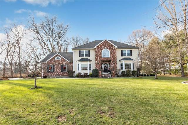 115 Lewis Road, Trumbull, CT 06611 (MLS #170360867) :: The Higgins Group - The CT Home Finder