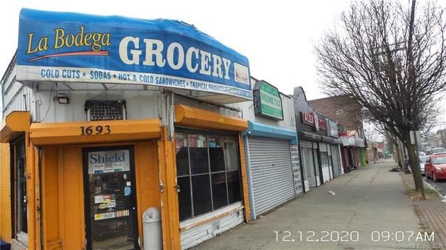 1697 Barnum Avenue, Bridgeport, CT 06610 (MLS #170360876) :: The Higgins Group - The CT Home Finder