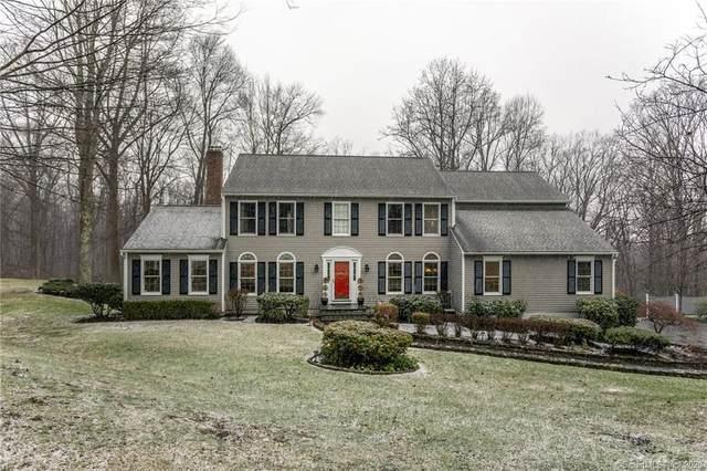 12 Stoney Farm Lane, Brookfield, CT 06804 (MLS #170361062) :: Tim Dent Real Estate Group