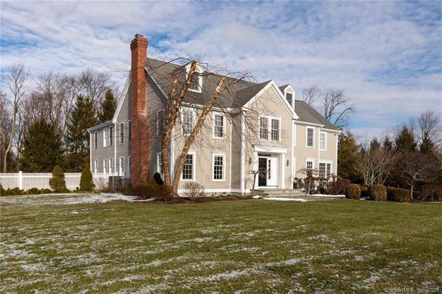 14 Hussars Camp Place, Ridgefield, CT 06877 (MLS #170361193) :: Around Town Real Estate Team